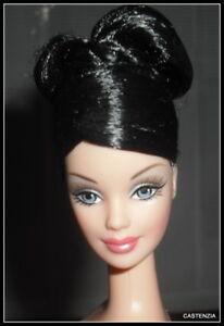 Vintage Superstar Steffie Barbie doll Raven Black Hair