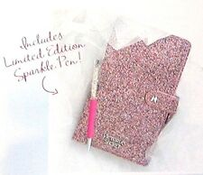 Victorias Secret LIMITED ED Pink Sparkle Angel Journal Diary W/ Sparkle Pen NWT