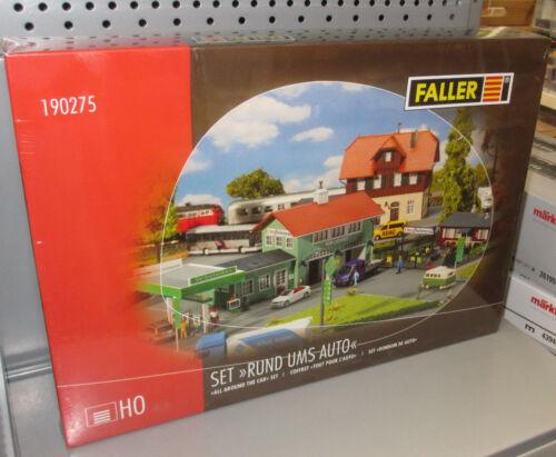 Faller h0 190275 stazione di servizio commercio pneumatici auto-Officina /_ NUOVO