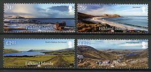 Falkland-Islands-2018-MNH-Landscapes-Fox-Bay-4v-Set-Tourism-Nature-Stamps