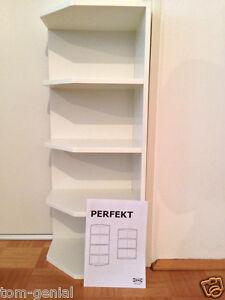 perfekt ikea eckregal 92 30 faktum eck regal abschluss wandschrank h nge schrank ebay. Black Bedroom Furniture Sets. Home Design Ideas