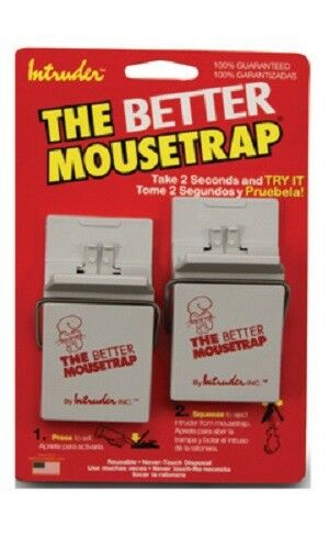 The Better Mousetrap Intruder 6 Pack