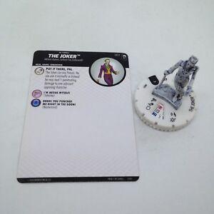 Sketch Heroclix Joker/'s Wild set Grace #046 Rare figure w//card