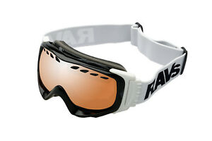 Downhill Skiing Hot Sale Ravs Unisex Skibrille Und Snowboardbrille Skiing Goggles Für Allwetter Antifog To Have Both The Quality Of Tenacity And Hardness Sporting Goods