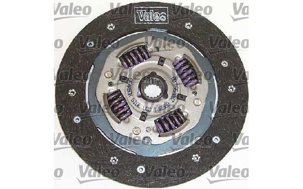 VALEO Kit de embrague 200mm ROVER 200 400 45 25 CABRIOLET 100 COUPE MG 801376