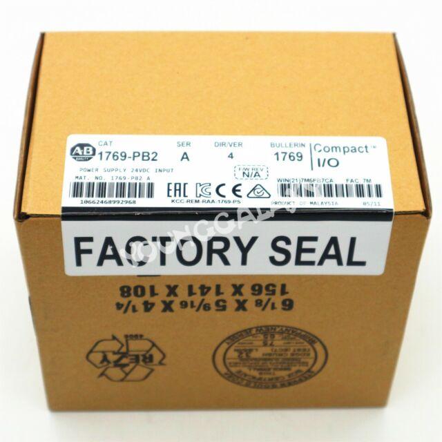 1769-PB2 AB PLC Power Supply 1769PB2 24VDC Compact I//O