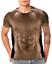 New-Fashion-Cool-Women-Men-Funny-Muscle-Print-3D-T-Shirt-Casual-Short-Sleeve-Tee thumbnail 28