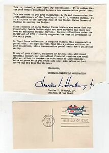 Details about 1964 US CUSTOMS 1975TH ANNIVERSARY FDC First Day Cover LETTER  Washington DC