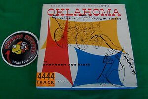 New-World-Theatre-Orchestra-Oklahoma-Symphony-For-Blues-Reel-to-Reel-Tape-STB-13