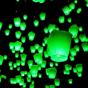 Green-Flying-Chinese-Sky-Lanterns-Lantern-Eco-Friendly-Soar-1-Mile-on-Fuel-Cell