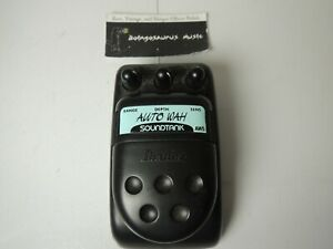 Ibanez Soundtank AW5 Auto Wah Effects Pedal Free USA Shipping