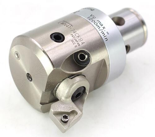 "Precision Boring Head Adjustable 1-1.3/"" CAT40 CNC Fine Machining Runout 0.004/"""