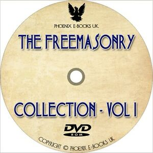 The freemasonry collection 1163 books 559 images 4 dvd set masonic image is loading the freemasonry collection 1163 books 559 images 4 fandeluxe Gallery