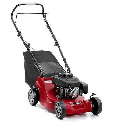 "Mountfield HP414 15"" Petrol 4-Wheel Push Rotary Lawnmower"
