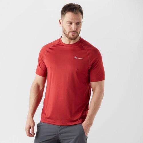 New Technicals Men's Short Sleeve Crew Neck Response Tech T-Shirt