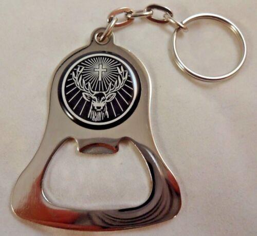 Jägermeister USA Key Chain Bottle Opener Bottle Opener