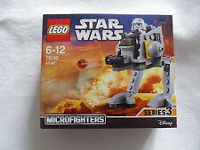 Lego Star Wars 75130 Microfighters Series 3 AT-DP  Neu und OVP