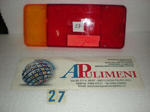 37083034 PLASTICA FANALE POSTERIORE SX FIAT IVECO OM 50