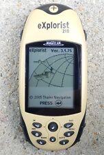 Magellan eXplorist 210 Handheld GPS Camping  Geocaching Hiking Outdoors