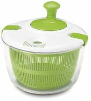 Salad Spinner, Home Kitchen Accessories Tools Countertops Dining Green