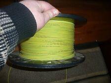 Huber+Suhner 12553871 RADOX 3GKW 1.5mm2 600/1000v Green/Yellow 871ft