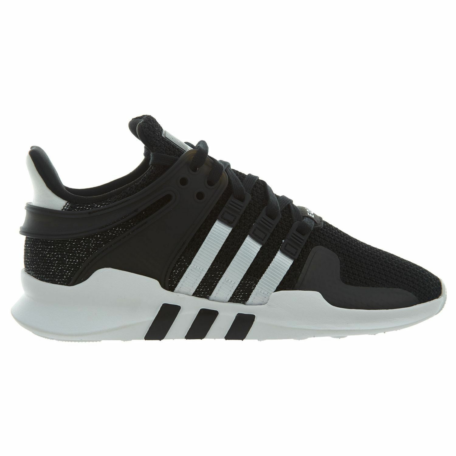 Adidas Eqt Support Adv Mesh Womens B37539 Black White Mesh Adv Running Shoes Size 8.5 1b287a