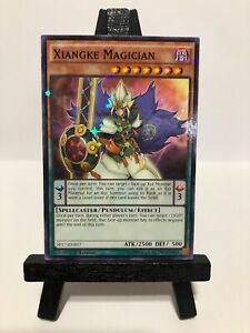 Near Mint Xiangke Magician SP17-EN017 Starfoil Rare 1st Edition Yu-Gi-Oh