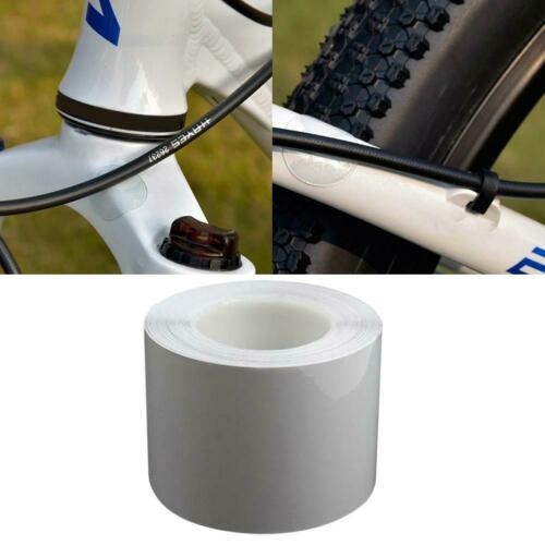 60 To 120° 15X100CM Bike Bicycle Frame Protector Clear Wear Surface Tape Film