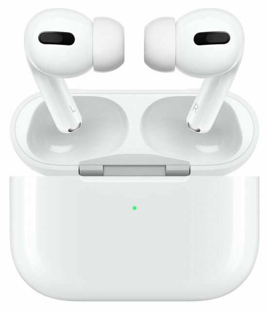 NEW Apple AirPods Pro In-Ear Noise Cancelling Truly Wireless Headphones - White