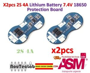 2pcs-2S-4A-7-4V-Li-ion-Lithium-18650-BMS-PCM-Battery-Protection-Board