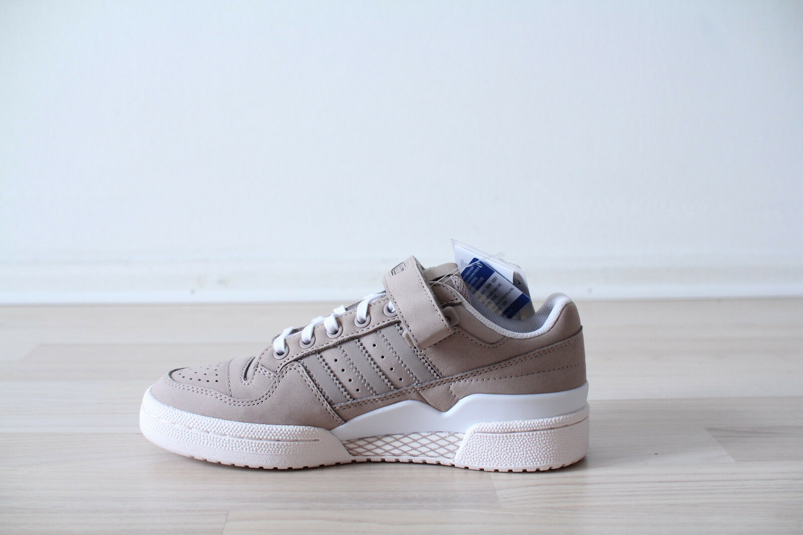 ADIDAS Forum LOW LOW LOW Bianco Beige TG 36,37,38,39,40,41,42,43,44,45,46 NUOVO & OVP 7140a6