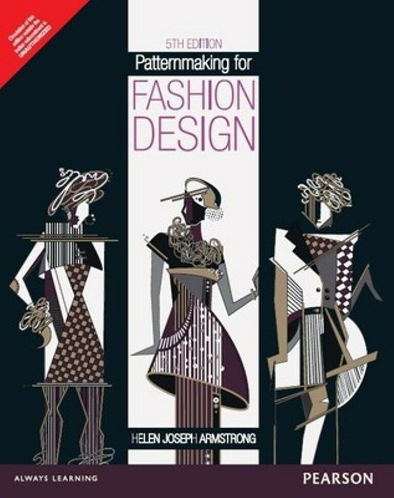 Patternmaking For Fashion Design By Helen Joseph Armstrong 2009 Hardcover For Sale Online Ebay