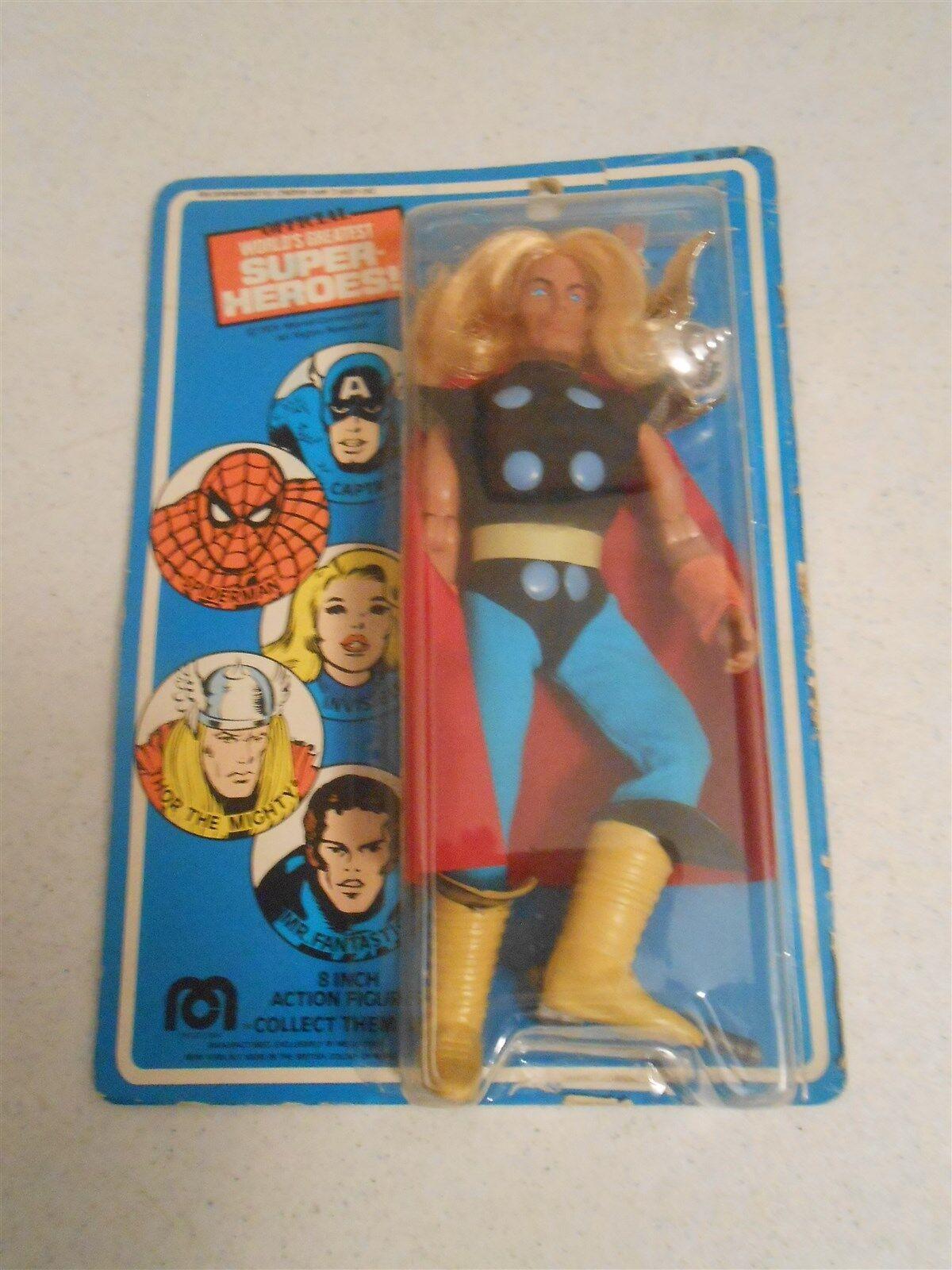 Vintage MEGO 1979 Worlds Greatest Super Heroes 8