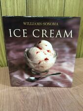 Williams-Sonoma Collection: Ice Cream Homemade Recipe Book Nice Condition.