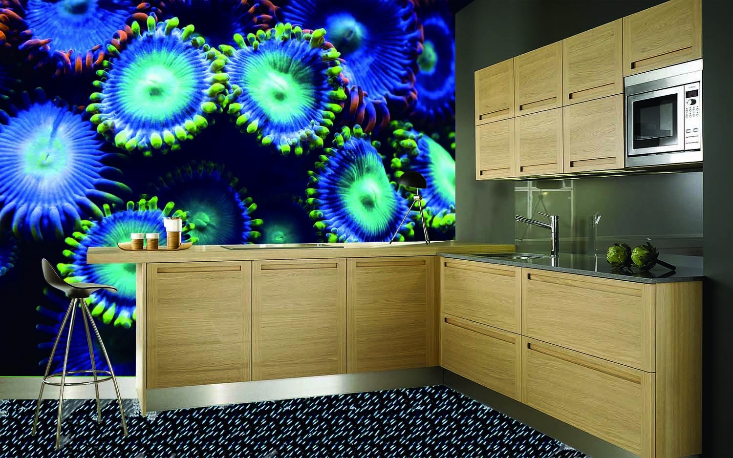 3D Unknown Creatures 8 Wall Paper Murals Wall Print Wall Wallpaper Mural AU Kyra