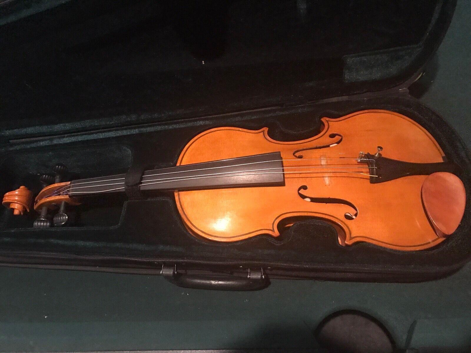 Vinatge Czech(Moravian)  Hand Made Violin
