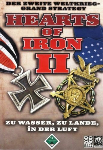 Hearts of Iron 2 + Erweiterung Hearts of Iron Anthology TOP PC