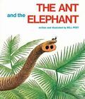 ANT and The Elephant 9780395292051 by Bill Peet Paperback