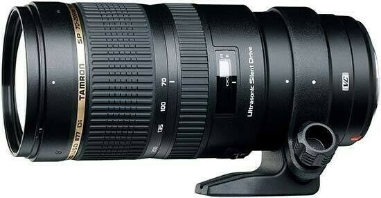 Tamron SP 70-200mm F2.8 Di VC USD Lens For Nikon