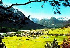 Weissenbach im Lechtal , Tirol  , Ansichtskarte , 1982 gelaufen