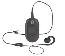 Motorola CLP1040 Two Way Radio Walkie Talkie with Free Push-to-Talk Earpiece!