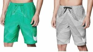 de01f9af63d57 Nike Mens Breaker Volley Swim Shorts NWT Size S, M, L, XL, XXL | eBay