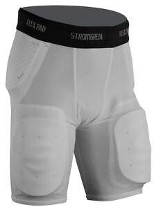 Stromgren Adult 3 Pad 5 Pocket Football Compression