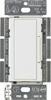 Lutron Ma-r-wh Maestro Companion 120v 8.3a Designer Digital Dimmer Switch, White on sale