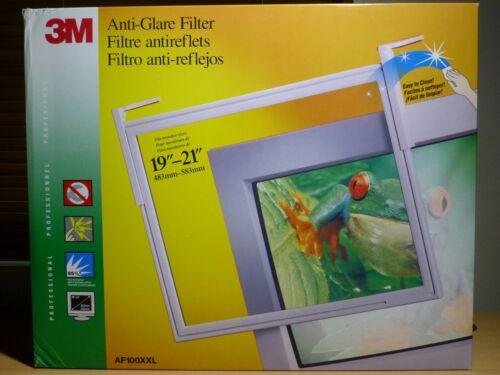 3M AF100XXL Anti-Glare//Radiation Computer Filter