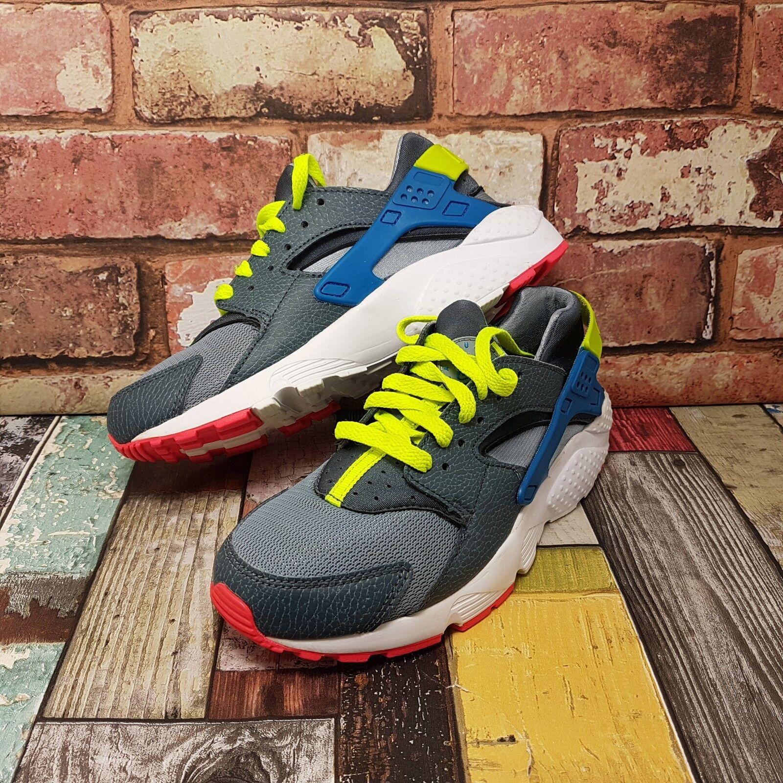 Nike air huarache formatori dimensioni dimensioni dimensioni grigio le donne scarpe scarpe ue 37   Sito Ufficiale  bf1025