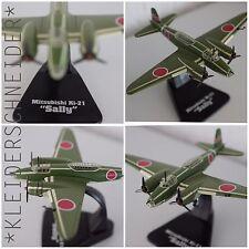 "Mitsubishi Ki-21 ""Sally"" Fertigmodell Metall 1:144 DieCast Military Aircraft"