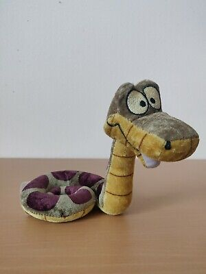What is the snake called in jungle book