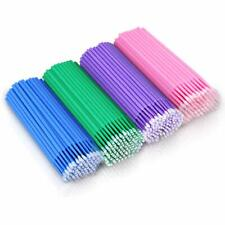 Dental Microbrush Micro Brush Applicator Tips Regular Fine Super Fine 100pc