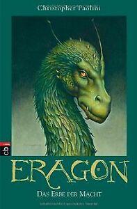 Eragon-Das-Erbe-der-Macht-von-Paolini-Christopher-Buch-Zustand-gut